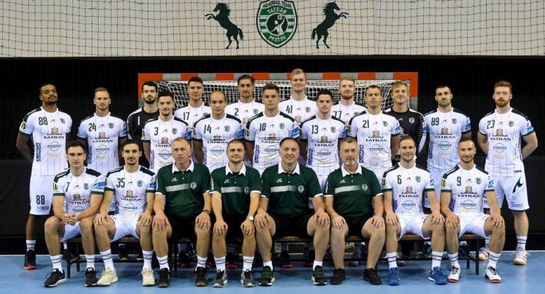 Tatran Prešov - A tím