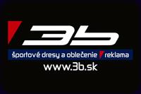 3b logo - športovec Prešova partner