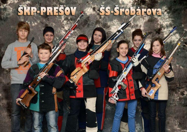 Športový strelecký klub ŠKP Prešov