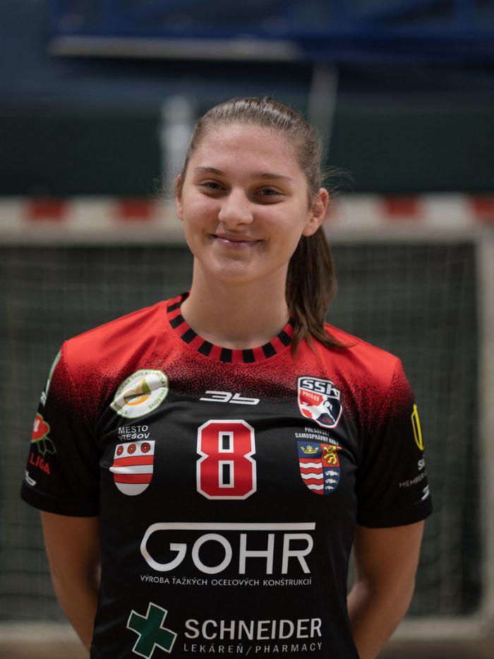 Diana Mária Vargová 2019