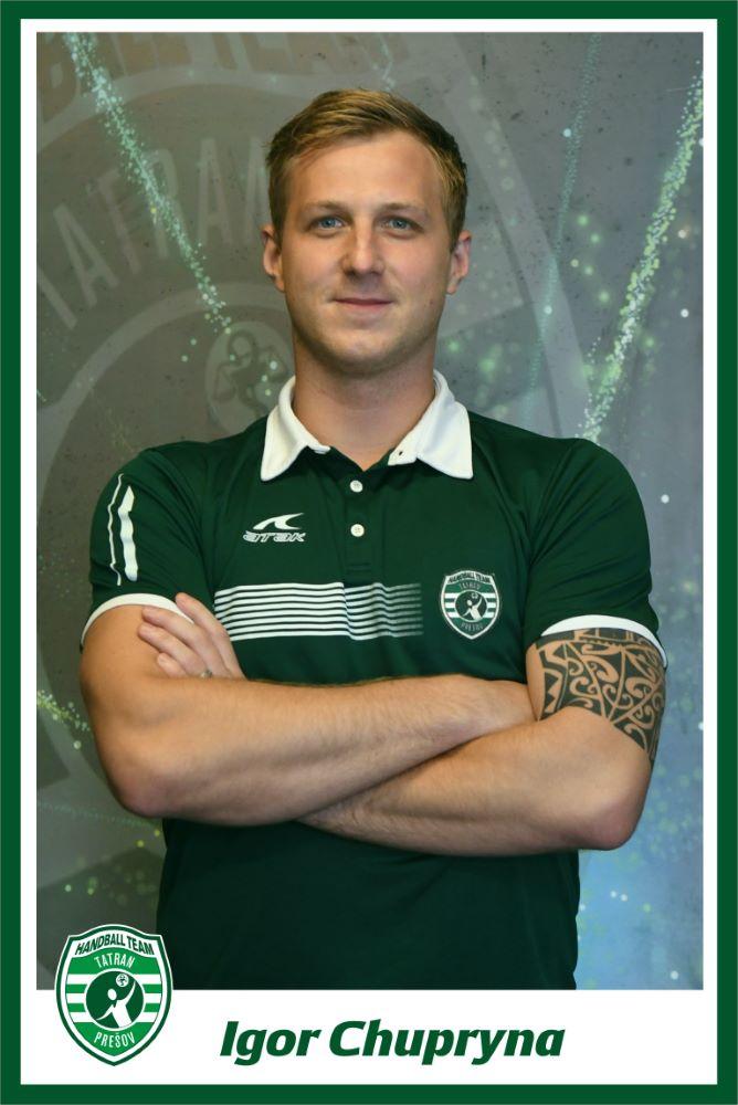 Igor Čupryna 2019