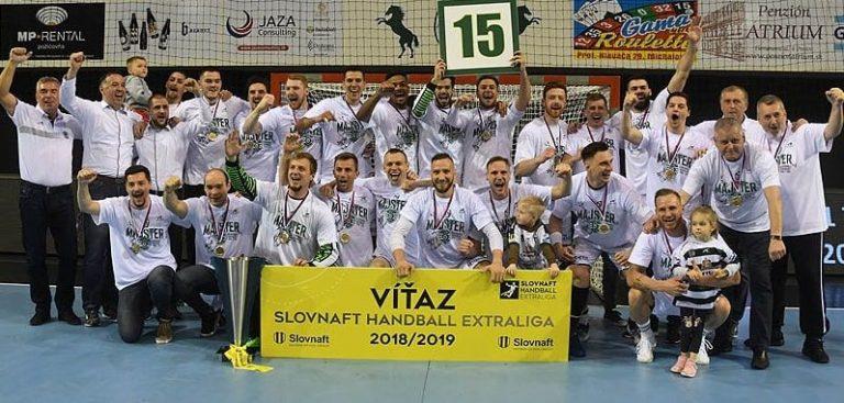 Tatran Prešov - hádzaná 2019
