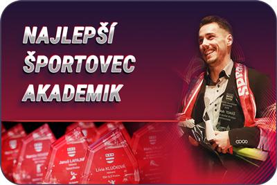 Športovec Prešova 2019 - športovec akademik