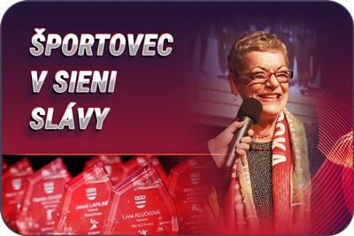 Športovec Prešova 2019 - sieň slávx