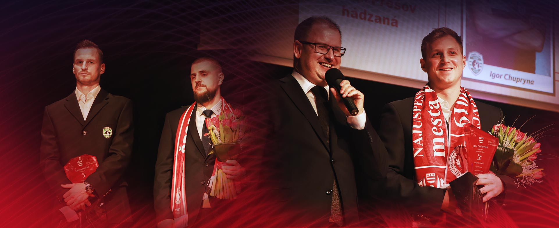 Športovec Prešova 2019
